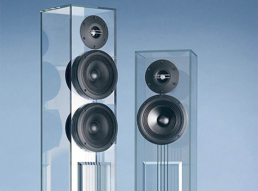 Crystal \u2013 Clear Sound & glass speakers | The State of Sound